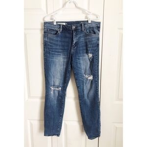 Authentic true skinny GAP jeans